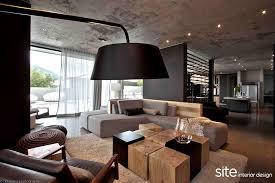 modern house interior. Dramatic Modern House By Site Interior Design Modern House Interior R