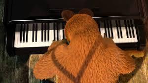 Маша и <b>Медведь</b> - Репетиция оркестра (Трейлер 3) - YouTube