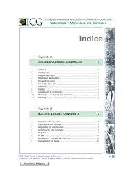 Libro Concreto Icg