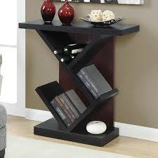 wine rack console table. Black Mahogany Wine Rack Console Table Bar Bistro Serving Unique Storage Shelf