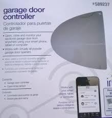 garage door remote lowesLowes Garage Door Controller iris  suretyDIY security and