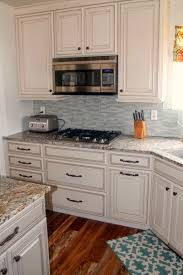 How To Install Backsplash Tile In Kitchen Unique How To Install A Mosaic Tile Backsplash Fixrup Pinterest Mosaics