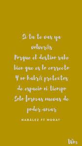65780708 Morat Vida Quotes Love Quotes Music Quotes