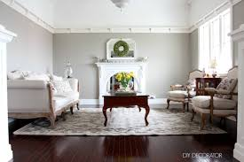 What Size Rug For Living Room How To Buy The Right Rug Diy Decorator