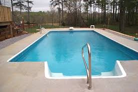 in ground pools rectangle. A Picture Of Rectangle Inground Swimming Pool With 6\ In Ground Pools C