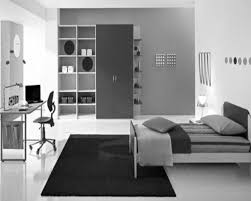 Small Bedroom Black And White Beds For Teenage Girl Themes Today Bedrooms Girls Gallery Idolza