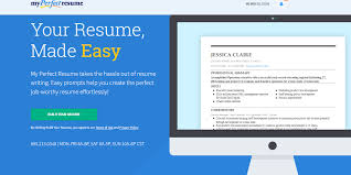My Perfect Resume Reviews Impressive What You Need To Know About My Perfect Resume Review The Daily