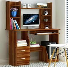 computer cabinet desk prime large multi function computer desk workstation with shelves cabinet oak computer armoire