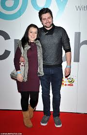 Bbc releases first look at tracy beaker's daughter. Tracy Beaker Star Dani Harmer Welcomes First Child With Boyfriend Simon Brough Daily Mail Online
