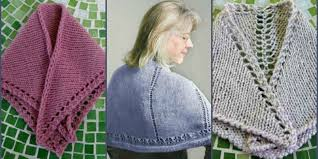 Knitted Shawl Patterns Impressive Knitted Prayer Shawl Patterns You'll Love To Make Or Give Interweave