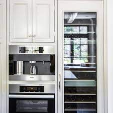 Built In Microwave Cabinets Design Ideas