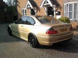 Coupe Series 325i bmw 95 : Style 95 on e46: what did you do to make them fit? - E46Fanatics