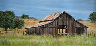 good ol barn