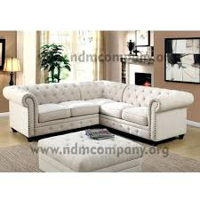 navy blue velvet sectional sofa couch canada with white piping tufted home improvement splendid blue velvet chesterfield sectional sofa