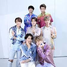 BTS 방탄소년단 Live Concert 2021 - Startseite