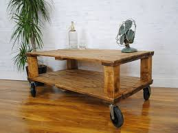 Cosy Small Coffee Table On Wheels About Home Interior Ideas