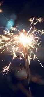 Fire, sparks, glitter, darkness ...