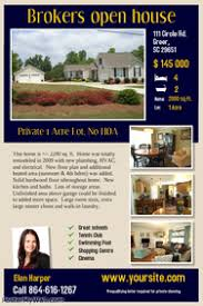 realtor flyers templates customize free real estate flyers postermywall