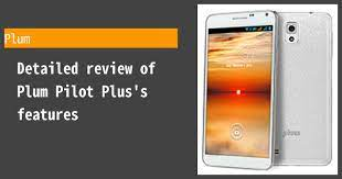 Plum Pilot Plus - Features and reviews ...