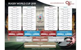 World Cup Planner Chart 2018 Download Our Free Rugby World Cup 2019 Wall Planner Here O