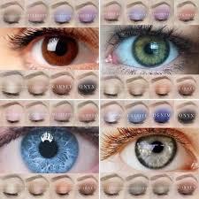Matching Shadowsense To Eye Color Lipsense In 2019 Eye