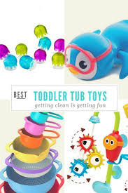make bathtime a blast with the best bath toys for toddlers