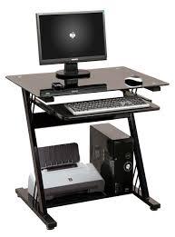 desk workstation mobile standing desk mobile computer stand adjule computer and printer desk corner