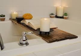... Bathtub Tray Etsy Photo Details - From these gallerie we try to present  that the Bathtub
