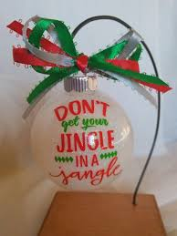 Custom Ornament, Handmade Ornament, Vinyl Ornament, Christmas Decor, Holiday