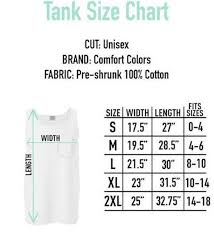Monogram Comfort Colors Pocket Tank Top Womens Comfort Colors Tank Unisex Size Summer Shirt Bridesmaids Beach Shirt Bro Tank