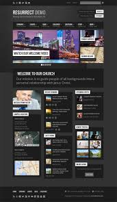 20 Beautiful Church Wordpress Themes 2016 Smashthemes