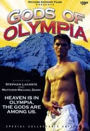 Gods of Olympia DVD with Ivan Dinh, Ivan Dunn, Vincent Castillo (Unrated)  +Movie Reviews