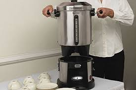 Hamilton beach 45 cup coffee urn complete with cord and filter. Hamilton Beach Hcu110s 110 Cup Brewstation Coffee Urn Visit The Image Link More Details It Is Amazon Affiliate Link Coff Coffee Urn Coffee Coffee Maker