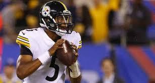 Pittsburgh Steelers Depth Chart Josh Dobbs To Battle For Qb