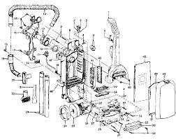 Circuit panel wiring diagram wire center hoover model u5140 900 vacuum upright genuine parts