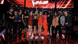 The Voice Itunes Charts And Rankings 2018 Season 14 Top 12