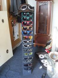 picture of sunglasses rack
