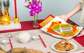 จัดโต๊ะตรุษจีนตามประเพณี เสริมมงคลชีวิต