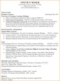 Sample Resume For Fresh Graduates With No Experience Delighted