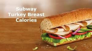 subway turkey t calories nutrition facts ings