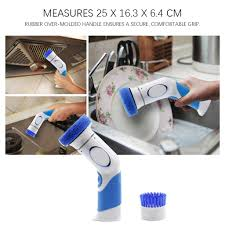 Handheld Power Scrubber Electric Scrub Brush for Kitchen