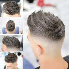 best new haircuts for men quiff high fade