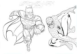 Spider Man Coloring Book Bigtimeoffers Co