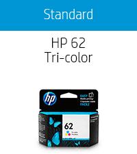 Amazon Com Hp 62 Ink Cartridge Tri Color C2p06an