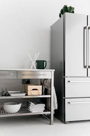 kitchen of the week an artful ikea kitchen two london throughout cool kitchen work tables