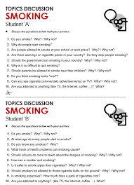 writing opinion essays smoking picture