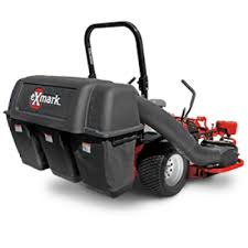 lazer z s series zero turn lawn mowers exmark 3 bag collection system
