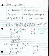 writing slope intercept form worksheet pdf inspirationa slope standard form to slope intercept form worksheet