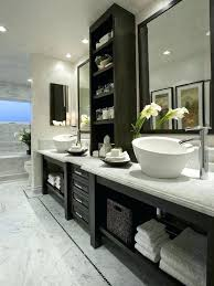 white bathroom cabinets with dark countertops. White Bathroom Cabinets With Dark Countertops Black And Grey Granite R