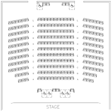 Mahaffey Theater St Pete Seating Chart St Petersburg City Theatre